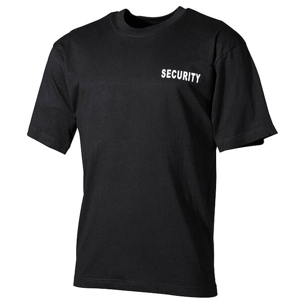 MFH Security T-Shirt aus Baumwolle