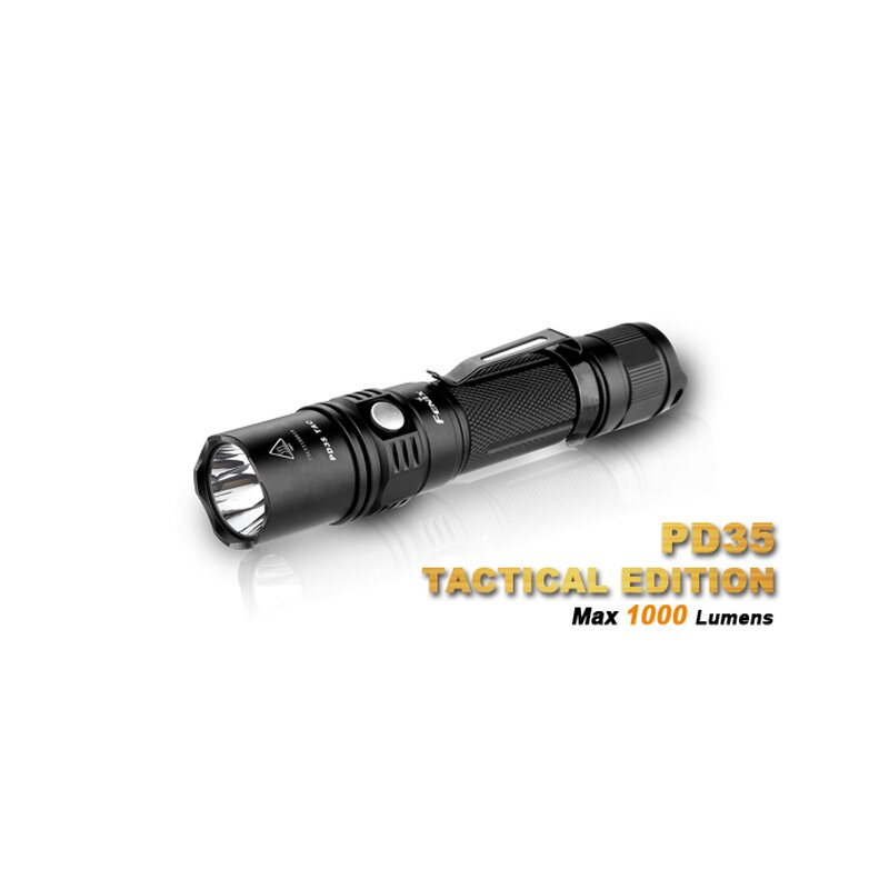 Fenix PD35TAC Tactical Edition Taschenlampe