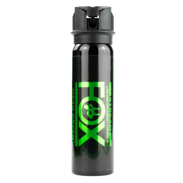 FOX Labs Mean Green Pfefferspray 89ml Strahl