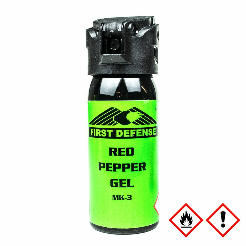 First Defense MK-3 Pfeffergel 50ml