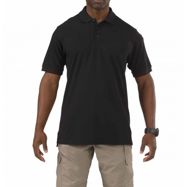 5.11 Mens Short Sleeve Utility Polo