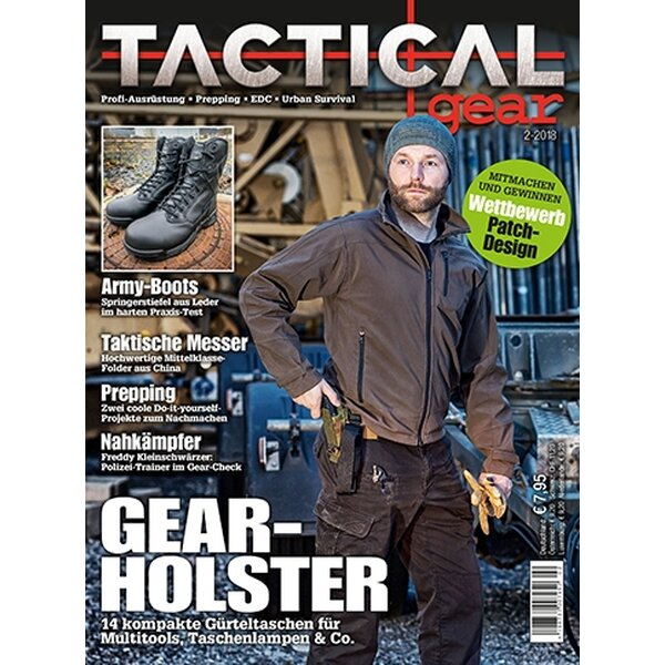 Tactical Gear Magazin