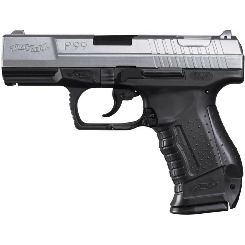 Walther P99 Softair, 6mm BB