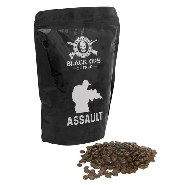 BLACK OPS COFFEE Assault Röstkaffee 500g