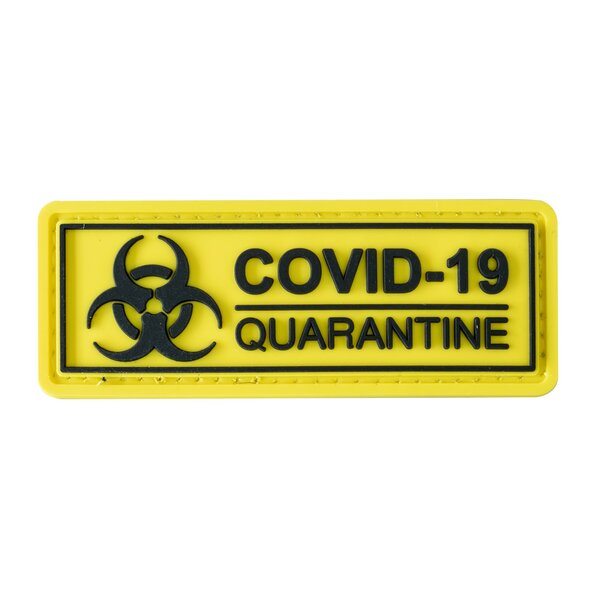 Covid-19 Quarantine Patch