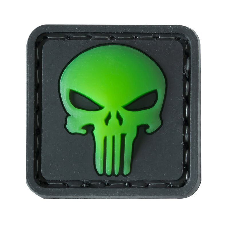 Green Punisher Patch