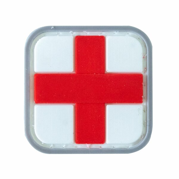 Red Medic Patch