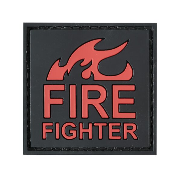 Fire Fighter Patch