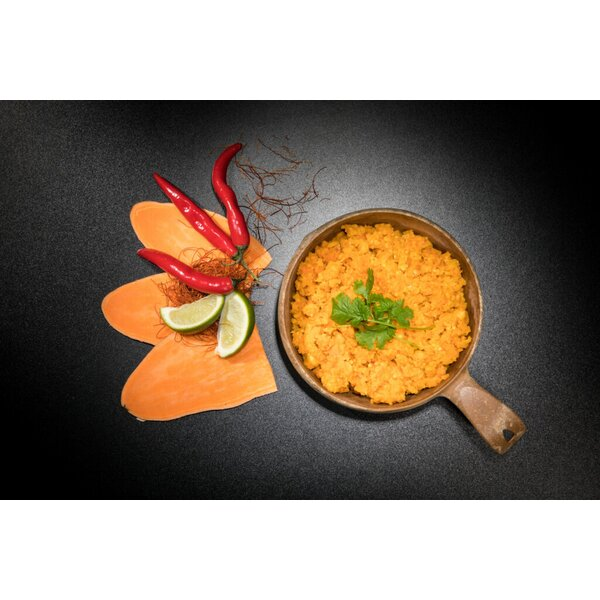 Tactical Foodpack Süßkartoffel – Curry 100g...