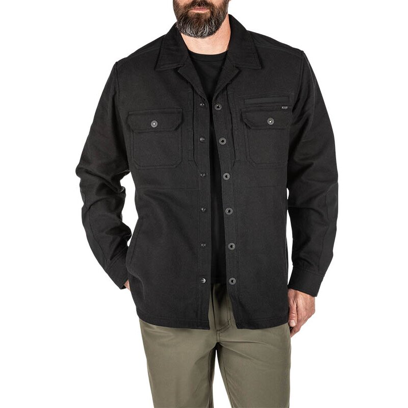 5.11 Tactical Surplus Jacket Freizeitjacke Schwarz S