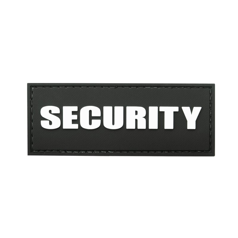 Security PVC Patch