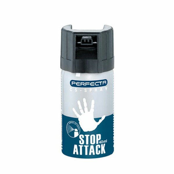 CS-Gas Abwehrspray Perfecta 40ml