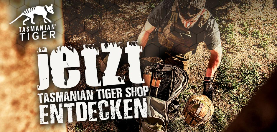 Tasmanian Tiger Shop